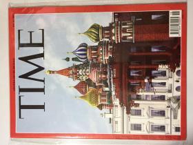 TIME 时代周刊 2017年 5月29日 NO.18 原版外文英文期刊