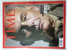 TIME 时代周刊 2017年 8月21日 NO.28 原版外文英文期刊