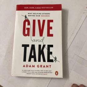 Give and Take:Why Helping Others Drives Our Success