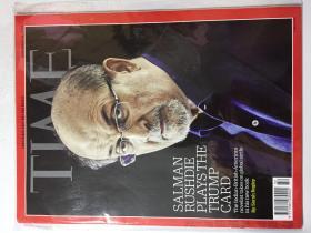 TIME 时代周刊 2017年 9月25日 NO.32 原版外文英文期刊
