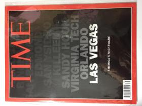 TIME 时代周刊 2017年 10月16日 NO.35 原版外文英文期刊