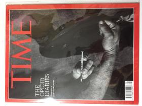 TIME 时代周刊 2018年 3月5日 NO.08 原版外文英文期刊