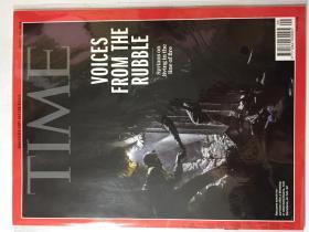 TIME 时代周刊 2018年 3月12日 NO.09 原版外文英文期刊