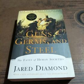 Guns, Germs, and Steel:The Fates of Human Societies