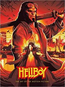 Hellboy: The Art of The Motion Picture (2019) (英语) 精装
