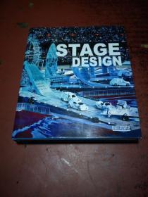 STAGE DESIGN 舞台设计 8开英文版精装!厚册 [库存