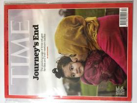 TIME 时代周刊 2017年 12月25日一2018年 1月1日 NO.44 原版外文英文期刊
