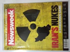Newsweek 新闻周刊 2012年 2月20日 NO.08 原版外文英文期刊