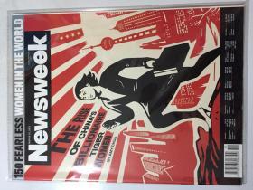Newsweek 新闻周刊 2012年 3月12日 NO.11 原版外文英文期刊