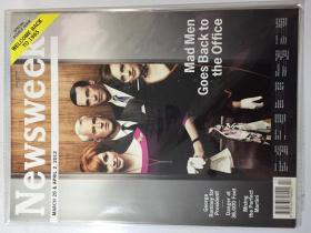 Newsweek 新闻周刊 2012年 3月26日一4月2日 NO.13 原版外文英文期刊