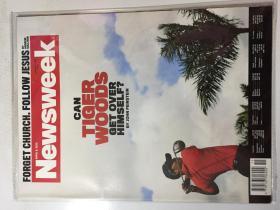 Newsweek 新闻周刊 2012年 4月9日 NO.15 原版外文英文期刊
