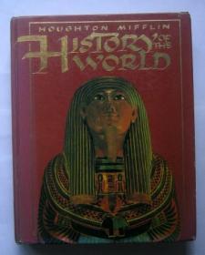 History of the world(原版)16开本
