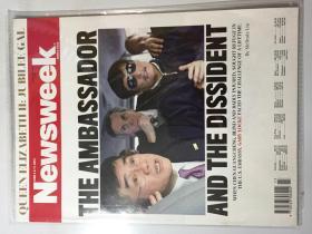 Newsweek 新闻周刊 2012年 6月4&11日 NO.23 原版外文英文期刊