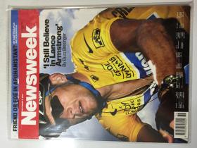 Newsweek 新闻周刊 2012年 9月3日 NO.36 原版外文英文期刊