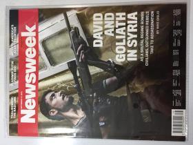 Newsweek 新闻周刊 2012年 9月17日 NO.38 原版外文英文期刊