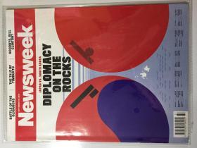 Newsweek 新闻周刊 2012年 9月10日 NO.37 原版外文英文期刊