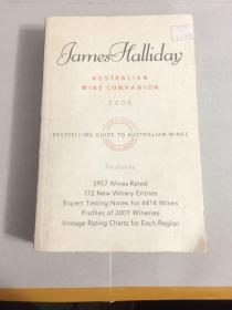 Australian wine companion2006(澳大利亚葡萄酒手册)英文原版