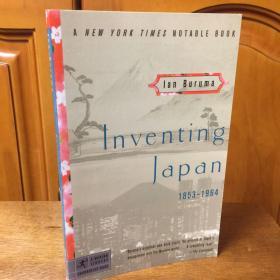 Inventing Japan:1853-1964