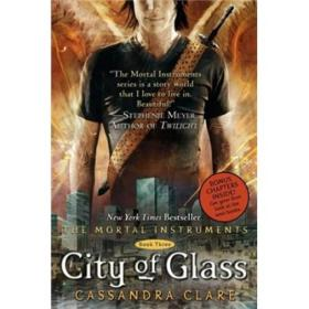 WW9781416972259微残-英文版-City of Glass (The Mortal Instruments, Book 3)