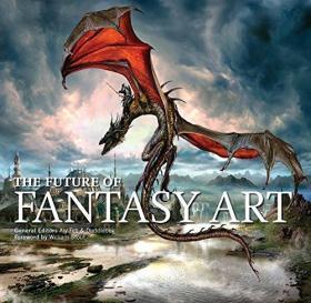 订购 幻想艺术的未来 插画集 The Future of Fantasy Art