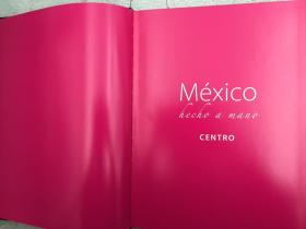 Mexico: Handcrafted Art, Central Region (English and Spanish Edition)