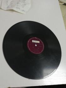 五十年代外国黑胶唱片(秋叶,双蝶舞曲)交谊舞曲慢四步。人民唱片