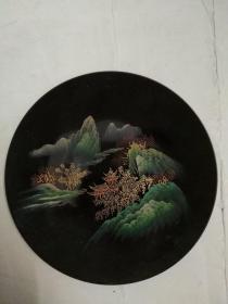 漆盘~(扬州漆器)