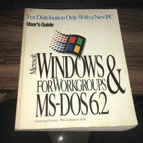 Microsoft Windows for Workgroups MS-DOS 6.2