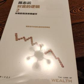 财富的逻辑.2:所有的泡沫终将破灭(新版)