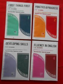 NEW CONCEPT ENGLISH    新概念英语