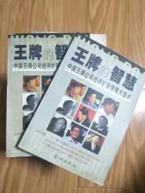 《王牌的智慧:中国王牌公司经济扩张策略大盘点》(上、下二册一套全!)