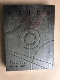 现货异形契约设定集手稿 Alien Covenant: David's Drawings