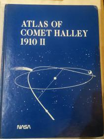 ATLAS OF COMET HALLEY 1910 II 哈雷慧星图谱