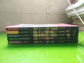 探索丛书:人类、文化、自然、动物、天外之谜(5册合售)