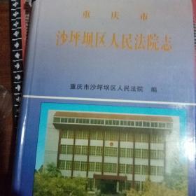 重庆市沙坪坝区人民法院志