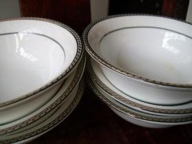 1979年瓷碗6个
