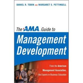 The AMA Guide to Management Development
