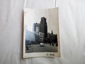 老照片 上海 国际饭店
