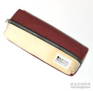 晨光(M&G)APB93655  玩酷筆袋  棉布筆袋  文具盒