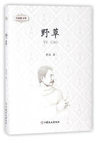 野草/鲁迅散文集