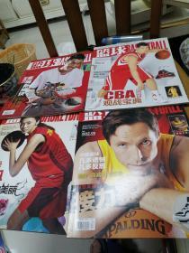 篮球   2012年  9 10 11 12(四本合售)