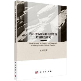 岩石损伤多场耦合机理与数值模型研究