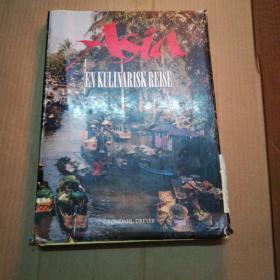 Asia: EN KULlNARlSK RElSE(大开本)(请仔细看图)