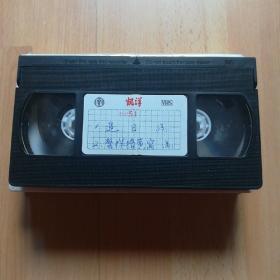 录像带:(1)追日(港)(2)警探捣黄窝(美)