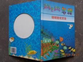 珊瑚礁观赏鱼(海洋世界的名模)无光盘