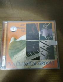 IN A CLASSICAL GROOVE-John Whithey Trio CD 未开封