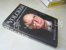 Volcker The Triumph of Persistence【16開精裝  英文原版】(沃爾克堅持的勝利)