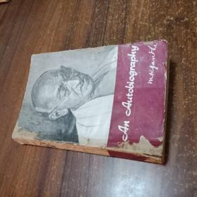 【1927年英文原版】M.K.Gandhi An Autobiography or the story of my exper iments with truth,甘地自传:我的真实故事