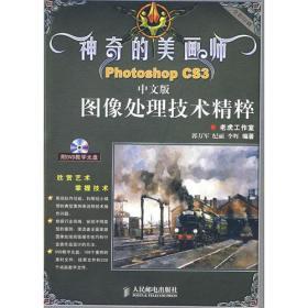 神奇的美画师——Photoshop CS3中文版图像处理技术精粹(1DVD)(彩印)
