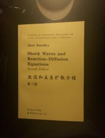 激波和反应扩散方程(第2版)